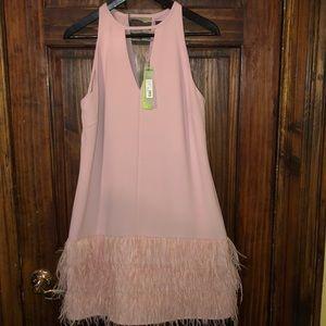 Pink dress by Sam Edelman